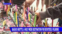 Baguio grotto, a Holy Week destination for devotees, pilgrims