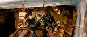 Mad Max Fury Road - scène course poursuite baston