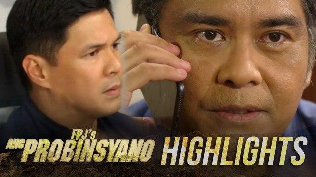 Victor continues to search for Renato | FPJ's Ang Probinsyano