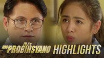 Lisa asks forgiveness from President Oscar | FPJ's Ang Probinsyano