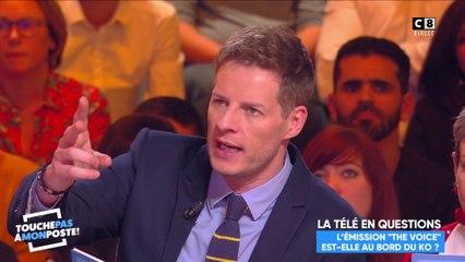 """The Voice : """"Nikos est ringard"""" pour Matthieu Delormeau"""