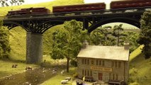 "N Gauge Model Railway Layout ""Bridgford"" by Alastair Knox - Video by Pilentum Television - The world of model trains"
