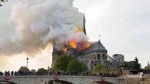 LAST MINUTE!! NotreDame, one of the most important cathedrals in the world, is engulfed in flames / DERNIÈRE MINUTE!! Notre Dame, une des cathédrales les plus importantes au monde, est engloutie par la flamme