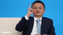 Alibaba's Jack Ma Says Working 72 Hours a Week Is 'Huge Bliss'