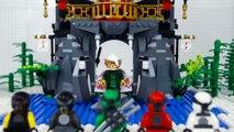 LEGO Ninjago STOP MOTION eps 3: Temple of Resurrection   LEGO Ninjago S.O.G   By LEGO Worlds