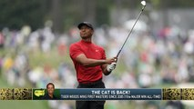 The Jim Rome Show: Tiger Woods win the 2019 Masters
