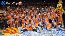 7DAYS EuroCup Finals Trophy Ceremony