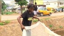 Cameroun, RECYCLAGE DES BOUTEILLES EN PLASTIQUE