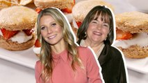 Gwyneth Paltrow VS Ina Garten: Whose Strawberry Shortcakes Are Better?