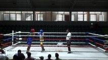 Hamilton Reyes VS Julio Reyes - Boxeo Amateur - Miercoles de Boxeo