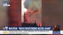 Le feu s'est déclaré vers 18h45 mais n'est pas encore éteint. Retour sur l'incendie de Notre-Dame de Paris