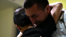 Father and son separated at the border reunite one year later