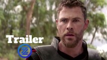 "Avengers: Endgame Trailer - ""End is Near"" (2019) Chris Hemsworth Action Movie HD"