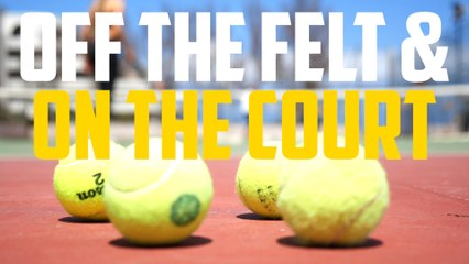 Tennis Anyone? WPT Malta