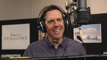 Ed Helms Explained Why 'Penguins' Movie Is 'More Than Just Storytelling'