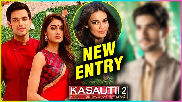 Surbhi Jyoti Alleged Boyfriend To ENTER Kasautii Zindagii Kay 2   Parth Samthaan, Erica Fernandes