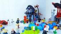 LEGO Ninjago mvie STOP MOTION W/ Kai Vermillion Egg Hunt    Ninjago   By Lego Worlds