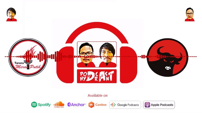 Podcast Hydrant Eps 08 Perjalanan Karir Politik dari Bawah with Endy Pardamean