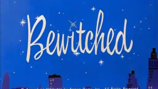 Bewitched S02E28 - Double Split