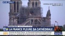 """Le trésor de Notre-Dame est """"sauvé"""", selon le ministre de la Culture"""
