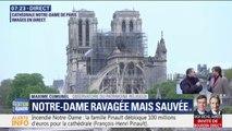 """""""Plus jamais ça!"""" L'observatoire du patrimoine religieux réclame """"des précautions beaucoup plus importantes"""""""