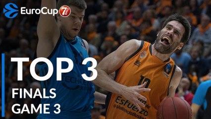 Finals Game 3 Top 3 Plays