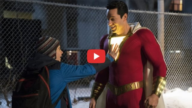 ♚ MOVIé!![[HD™]] `Shazam! (2019) FullMovie Watch online free