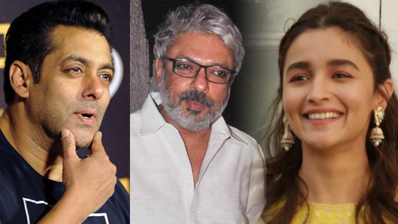 Alia Bhatt meets Sanjay Leela Bhansali; Is Salman Khan the reason?   FilmiBeat