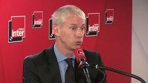 Franck Riester, ministre de la Culture, n'exclut pas un dispositif spécifique de collecte des dons pour la reconstruction de Notre-Dame de Paris