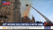Notre-Dame: pourquoi l'incendie a été très compliqué à maîtriser