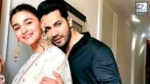 Alia Bhatt Has Separation Anxiety Every Time That She & Varun Dhawan Work Together