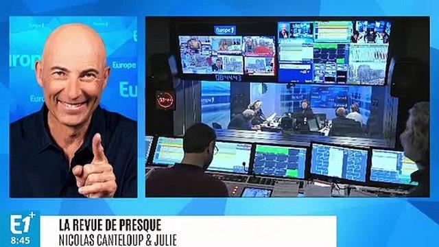 """Nicolas Sarkozy : """"Les Champs-Élysées, le Fouquet's et maintenant Notre-Dame, ça suffit la flambée de l'immobilier à Paris !"""" (Canteloup)"""