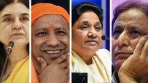 EC bans Mayawati, Yogi Adityanath, Maneka Gandhi & Azam Khan from election campaigning 2019
