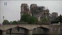 Notre Dame amanece después de las llamas