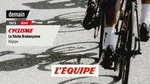 Flèche Brabançonne 2019, bande-annonce - CYCLISME - FLÈCHE BRABANÇONNE