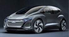 VÍDEO: Todos los detalles del Audi AI:ME Concept