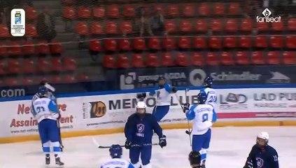Mondial 1A U18. Résumé de France-Kazakhstan (2-7)