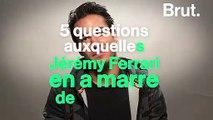 Paris et la province, l'engagement des humoristes… Les propos qui lassent Jérémy Ferrari