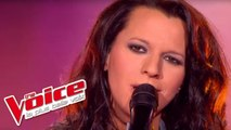Francis Cabrel - Je t'aimais, je t'aime, je t'aimerai |Aude Henneville |The Voice France 2012|Finale
