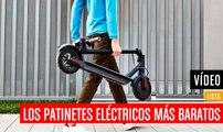 Los 5 mejores patinetes eléctricos baratos del momento