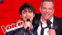 The Black Keys - Lonely Boy   Louis Delort & Garou   The Voice France 2012   Finale
