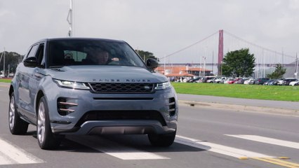 The New Range Rover Evoque | A Refined Point of View: San Francisco