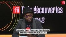 Interview en vidéo de Buravan