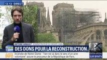"""""""Un geste fort et symbolique."""" LVMH va faire don de 200 millions d'euros pour la reconstruction de Notre-Dame"""