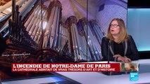 Incendie à Notre-Dame de Paris: la cathédrale abritait de vrais trésors d'art et d'histoire