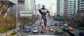 Avengers l'ère d'Ultron - scène poursuite