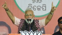 PM Modi exposes Congress over Scams during a rally in Korba   Oneindia News