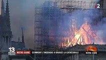 Incendie à Notre-Dame de Paris : comment l'incendie s'est-il déroulé ?