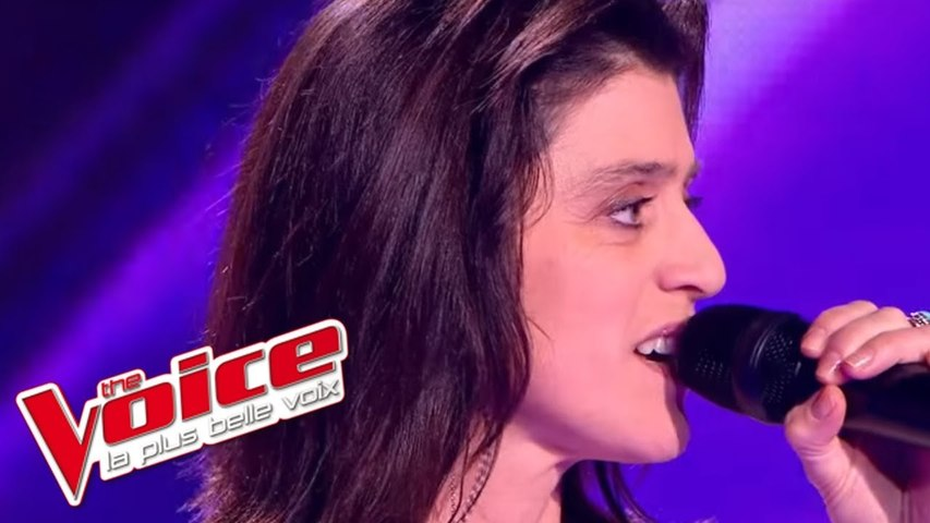 Alanis Morissette – Ironic | Claire Litvine | The Voice France 2013 | Blind Audition