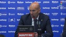 """Notre-Dame: pour Zinedine Zidane, """"le plus important, c'est qu'il n'y ait pas de victime"""""""